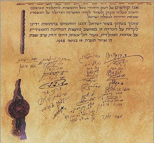 1.2 Заключительная часть Декларации Независимости, первая подпись во втором столбике слева принадлежит Аарону Зислингу