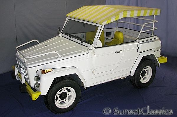 2.35. Acapulco VW Thing, 1973
