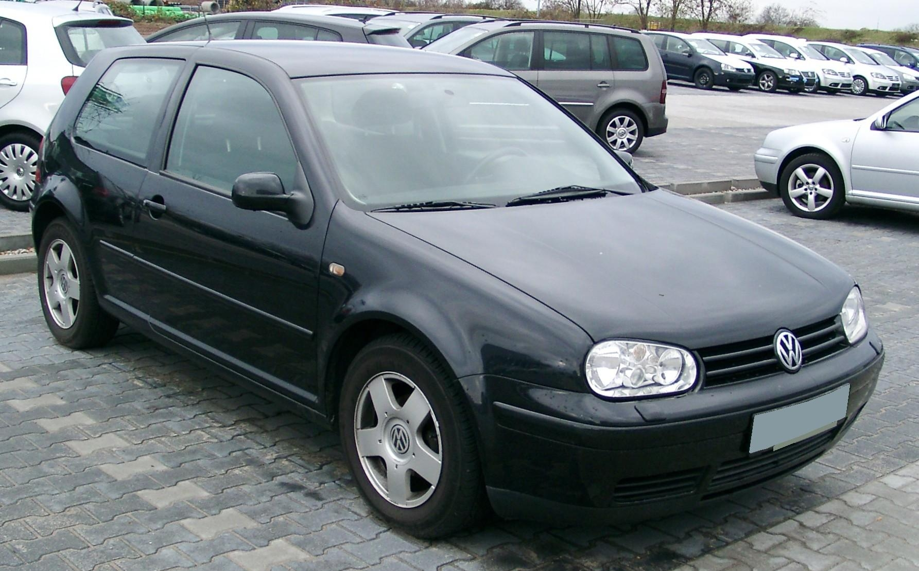 2.44. VW Golf IV