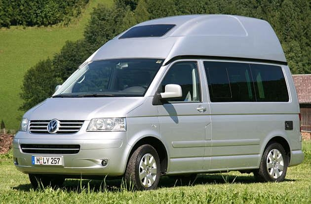2.61. VW California