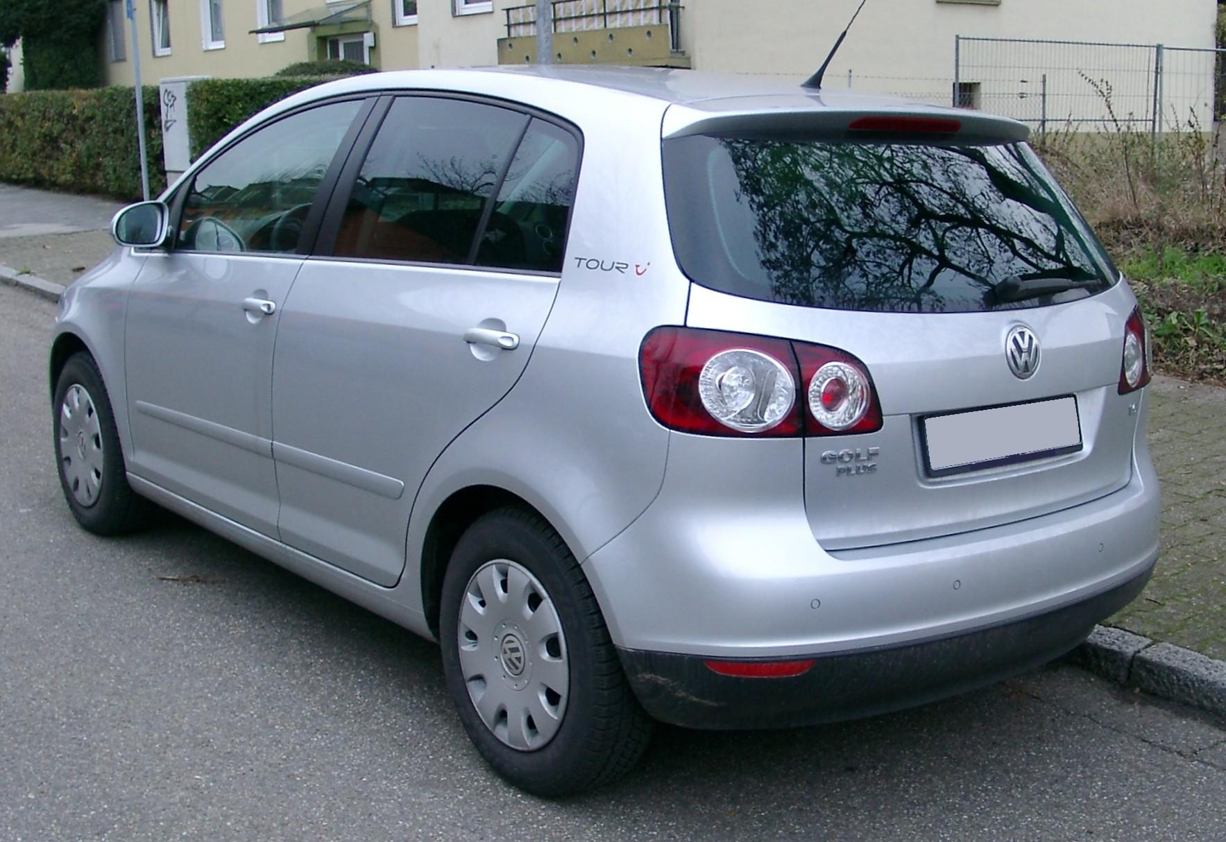 2.75. VW Golf Plus