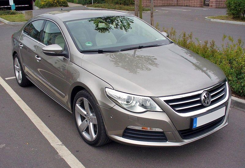 3.20. VW Passat CC Lightbrown