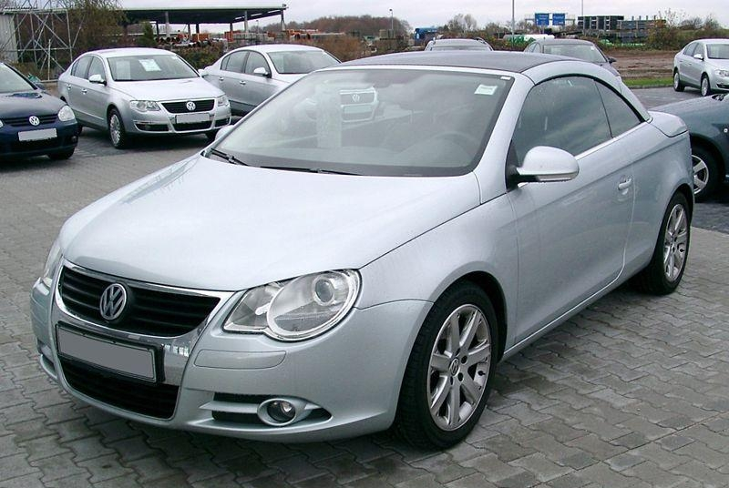 3.33. VW Eos front 20071125