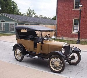 8.7. Ford Model T