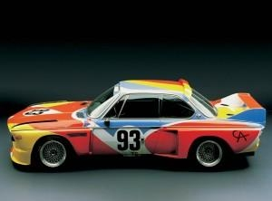 4.24. Первый BMW Art Car