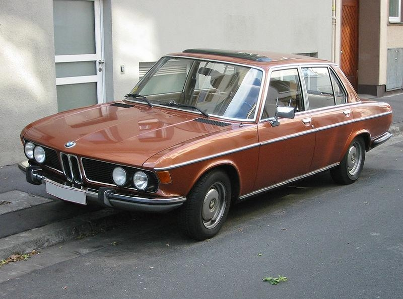 8.140. BMW New Six Е3