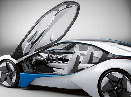 8.149. BMW Vision EfficientDynamics, 2009