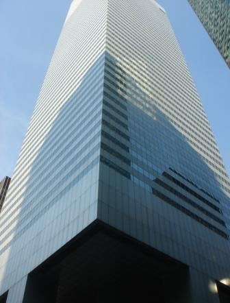 1. Citigroup Center на 53 улице, Нью-Йорк